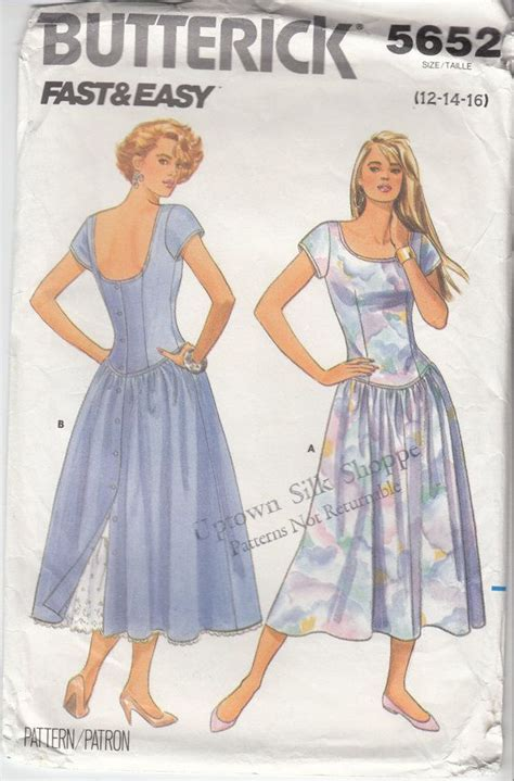 simple underskirt pattern easy dress pattern petticoat pattern 80s sewing pattern