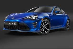 New facelift and more power for 2017 Toyota 86 (ex FR S) photo