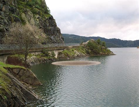 lake berryessa drain bottomless pit monticello dam drain xcitefun net