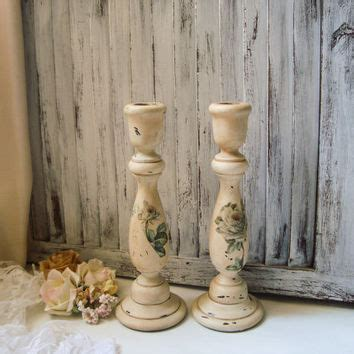 best shabby chic candlesticks products on wanelo