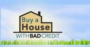 can buy a house with bad credit mortgage broker shows how buying a house with bad credit can work the mortgage