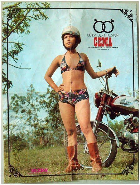 marquis vintage bike ads babes  marquis