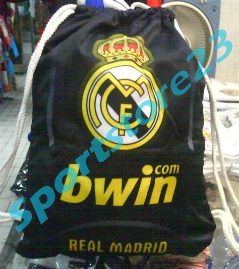 Tas Ransel Futsal Real Madrid tas tas real madrid real madrid tas ransel tas murah jual tas tas grosir tas murah