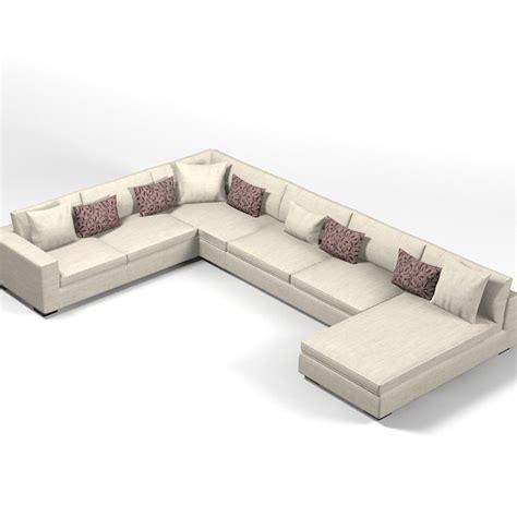 large modern sectional sofas obj modern contemporary corner