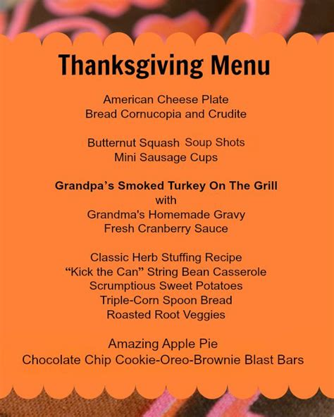 29 best thanksgiving images on pinterest thanksgiving menu research and search