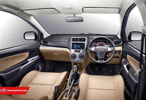 Toyota Avanza G 1 3 Luxury Mt 2015 perbedaan toyota grand new avanza 1 3 e dengan 1 3 g