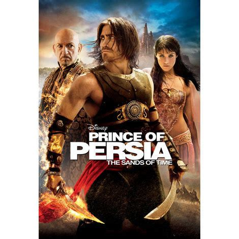 The Prince Of Dvd prince of the sands of time disney
