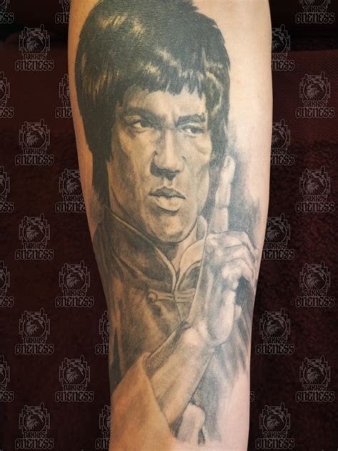 bruce lee tattoos bruce quote pictures to pin on