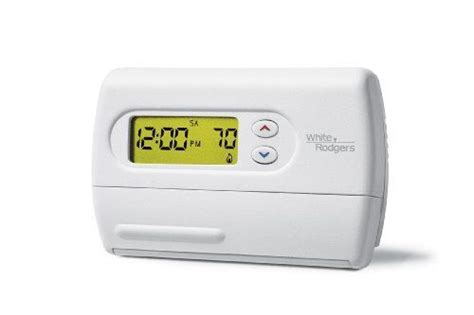 temperature swing thermostat white rodgers thermostat 1f83 261 by white rodgers save