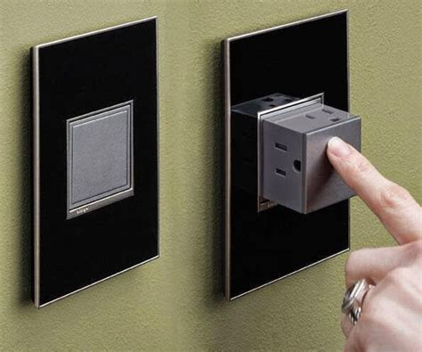 cool wall receptacle cool things to do with wax l cook and post