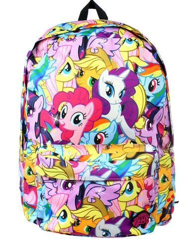 Piyama Anak Perempuanbaby Pjs Blue My Pony Character Backpack At Shop Jeen Shop Jeen