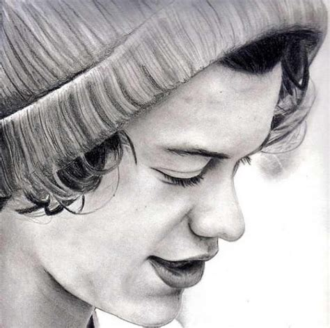 Harry Styles Drawing Step By Step by Harry Styles Drawing Step By Step Www Pixshark