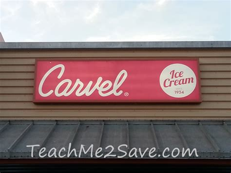 Carvel Gift Card - salted caramel ice cream is now at carvel want to win gift card to try it