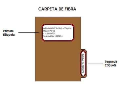 etiquetas para carpetas cadivi hazlo as 237 beta nuevas normas para solicitar el efectivo
