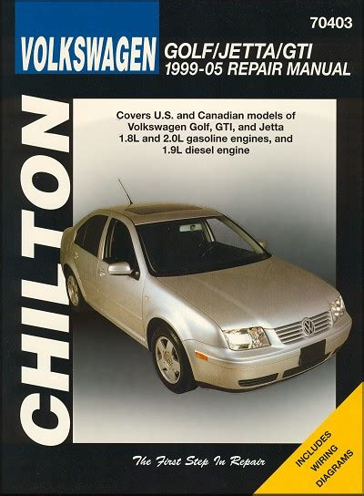 vw golf gti jetta repair manual 1999 2005 chilton 70403 vw golf gti jetta repair manual 1999 2005 chilton 70403