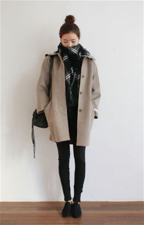 Look Korean Jaket Baseball Brown korean winter fashion ideas you should try now 187 fashion trends and tips