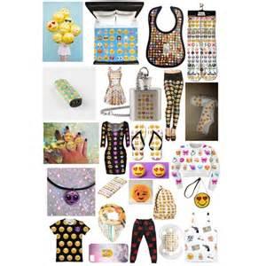 emoji stuff polyvore
