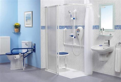 handicapped bathroom showers walk in showers walk in baths wet rooms uk