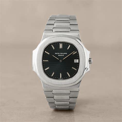 patek philippe 232 ve nautilus quot jumbo quot wristwatch 42