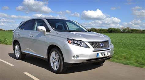 lexus cars 2009 lexus rx450h 2009 review car magazine