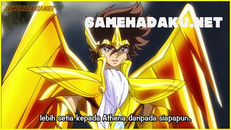 uzumaki clan saint seiya omega 63 subtitle indonesia