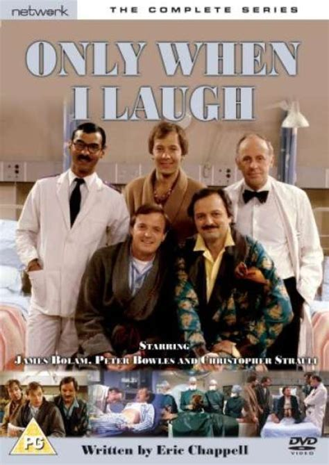 Box Set Laugh Dan Scary only when i laugh the complete series dvd zavvi