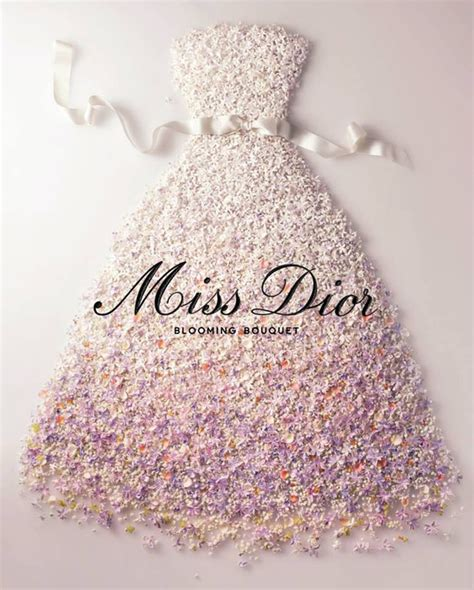 Seasonal Home Decorations by Spring Couture Christian Dior Miss Dior Blooming Bouquet