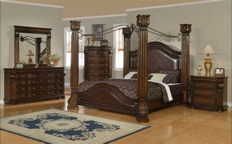 queen poster bedroom sets queen poster bedroom set bedroom at real estate