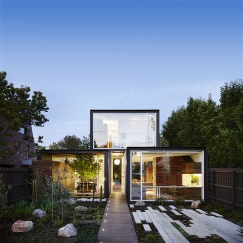 houses on melbourne that house by maynard architects in melbourne