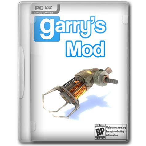 pc garry s mod v13 pc game download free gmod cd case by ocealic on deviantart