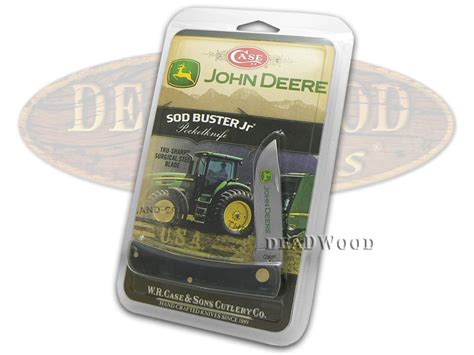 sodbuster jr xx deere black delrin sodbuster jr stainless