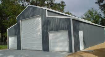 the awesome of prefab metal garages designs garage apartment plans steel buildings idaho house design
