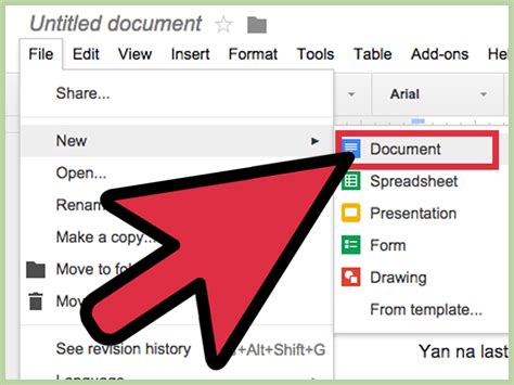 how to use spaces 3 easy ways to double space in google docs with pictures