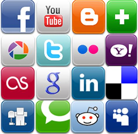 social media icons newhairstylesformen2014 com social media icons 1000 images about social media icons