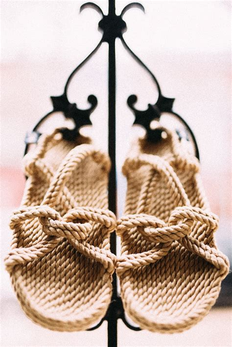Handmade Rope Sandals - handmade mountain momma camel rope sandals