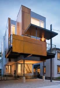 Unique house design by colizza bruni architecture