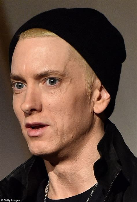 eminem pictures eminem s gaunt appearance due to more active lifestyle