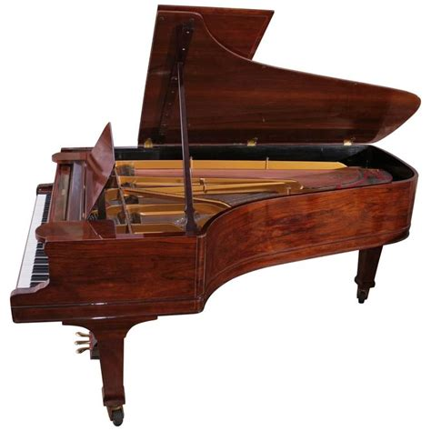 steinway bench steinway and sons c grand piano glossy rosewood french