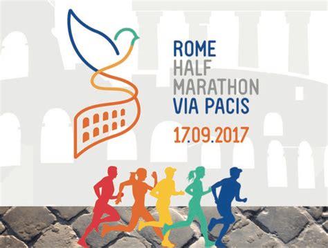 alimentazione prima di una mezza maratona rome half marathon via pacis una mezza maratona