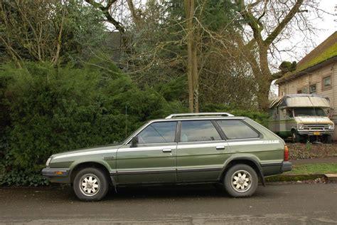 subaru leone wagon subaru leone i station wagon 1800 4wd am 80 hp