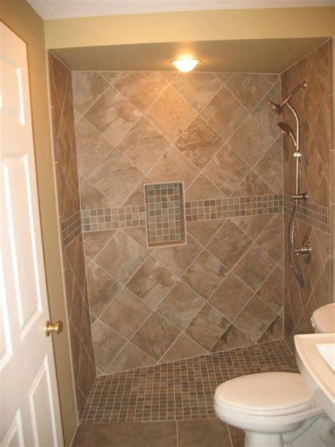 Handicap Bathroom Showers Handicap Accessible Shower