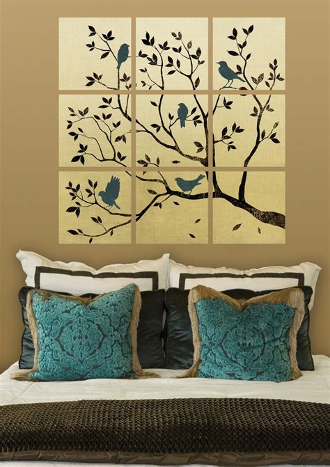 bird bedroom ideas best 25 canvas headboard ideas on pinterest headboards