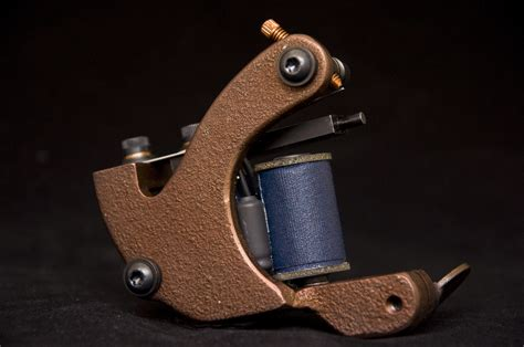 iron horse tattoo machine seth ciferri fastback shader east supply