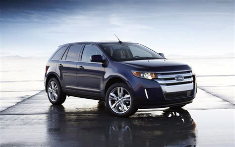 Ford Edge Sport 2012 Widescreen Exotic Car Picture #07 of 28 : Diesel Station