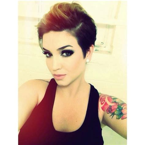 nothing but cuts instagram nothing but pixie cuts short hairstyle 2013