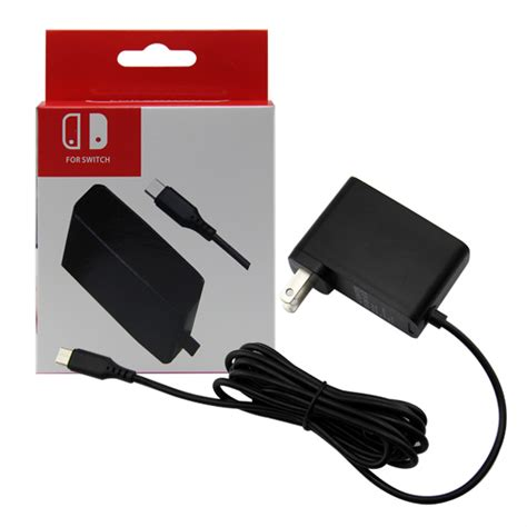 Ac Power Adapter Charger For Nintendo Switch Termurah nintendo switch ac adapter power supply us buy ac