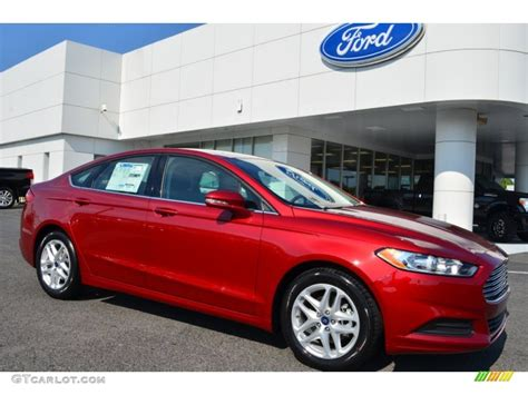 2016 ruby metallic ford fusion se 106071675 gtcarlot car color galleries