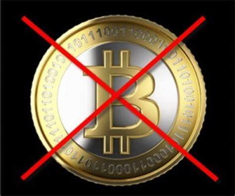 bitcoin ilegal illegal bitcoin steemit