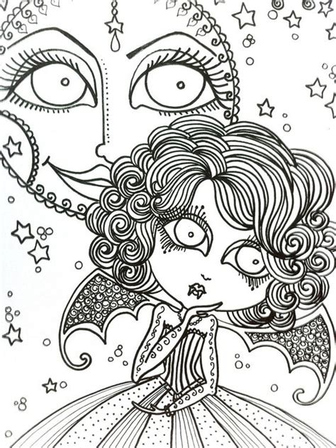 zendoodle coloring merkitties in lovestruck mermaid kitties to color and display books by mermaid abstract doodle zentangle
