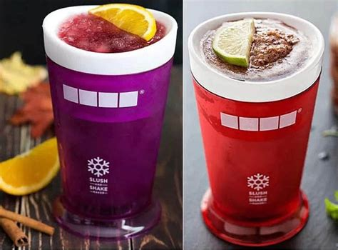 zoku smoothie milkshake maker cup gelas pembuat es purple jakartanotebook